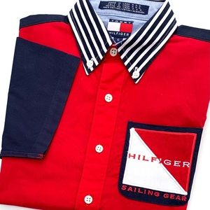 Tommy Hilfiger Shirt Boys.
